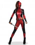 Sexy Deadpool™ kostuum voor vrouwen