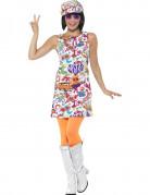 Cool jaren 60 hippie kostuum voor vrouwen