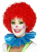 Blauwe clown kraag voor volwassenen