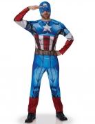 Captain America Avengers™ kostuum voor volwassenen
