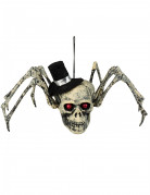 Skelet spin decoratie voor Halloween