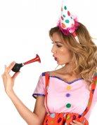 Mini clownshoedje voor volwassenen