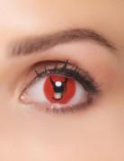 Duivel contactlenzen voor volwassenen