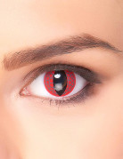 Rode draken ogen contactlenzen voor volwassenen