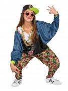 Hip-Hop jaren 80 kostuum voor volwassenen