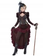 Sexy steampunk kostuum voor vrouwen