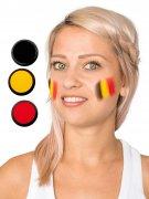 Belgische supporter schmink set