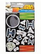 Set van 23 Star Wars magneetjes