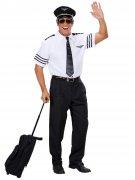 Klassiek piloten kostuum voor mannen