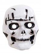 Doodskop skelet masker voor kinderen