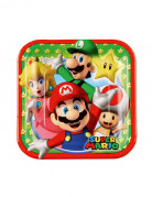 8 kleine Super Mario™ borden