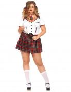 Sexy schoolmeisjes kostuum voor vrouwen