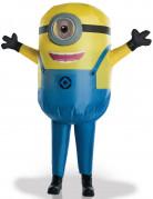 Opblaasbare Minions™ kostuum voor kinderen
