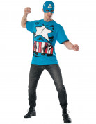 Captain America™ Avengers kostuum voor volwassenen