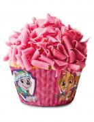 50 papieren Paw Patrol™ cupcake vormen