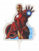 Iron Man™ Avengers™ verjaardagskaars