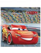 20 papieren Cars 3™ servetten