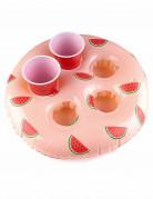 2 opblaasbare watermeloen bekerhouders