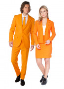Oranje Opposuits™ koppelkostuum
