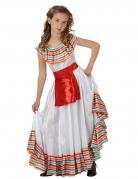 Kleurrijk Mexicaans kostuum voor meisjes