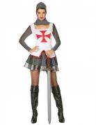Middeleeuwse ridder kostuum voor vrouwen