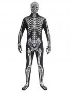 Dia de los Muertos Morphsuits™ skelet kostuum voor volwassenen