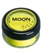 Geel Moonglow© UV glitter poeder