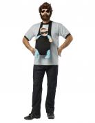 Las Vegas hangover kostuum voor volwassenen