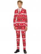 Mr. Winterwonderland Opposuits™ kostuum voor tieners
