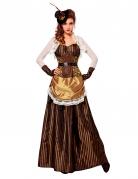 Steampunk barok kostuum voor vrouwen
