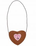 Beierse hart handtas voor vrouwen