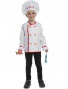 Chefkok kostuum met accessoires voor kinderen