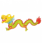 Kleurrijke draken decoratie