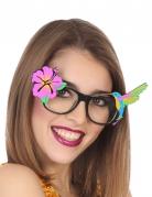Hawaiiaanse zomerse bril voor volwassenen