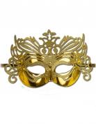 Venetiaans goudkleurig oogmasker volwassenen