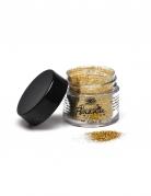 Goudkleurig Mehron™ glitter poeder