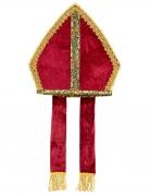 Sinterklaas mijter voor volwassenen