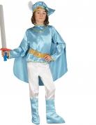 Turquoise prins kostuum voor jongens