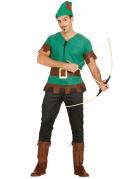 Klassiek bos bandiet pak voor mannen