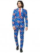 Mr. Captain America™ Opposuits™ kostuum voor mannen