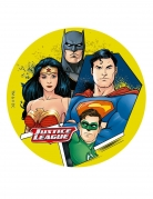 Eetbare schijf Justice League™