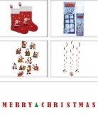 Decoratie set Kerst