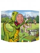 Dinosaurus photobooth poster