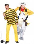 Dalton en Jolly Jumper Lucky Luke™ koppelkostuum