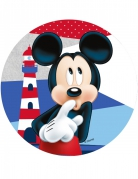 Eetbare schijf Mickey Mouse™