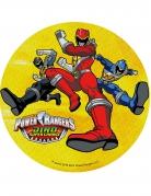 Power Rangers™ eetbare schijf