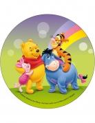 Eetbare schijf Winnie the Pooh™
