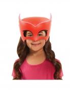 Plastic Owlette PJ Masks™ masker voor kinderen