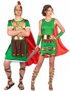 Romeinse soldaten koppelkostuum voor volwassenen