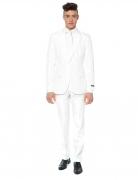 Wit Mr. Solid Suitmeister™ kostuum voor mannen